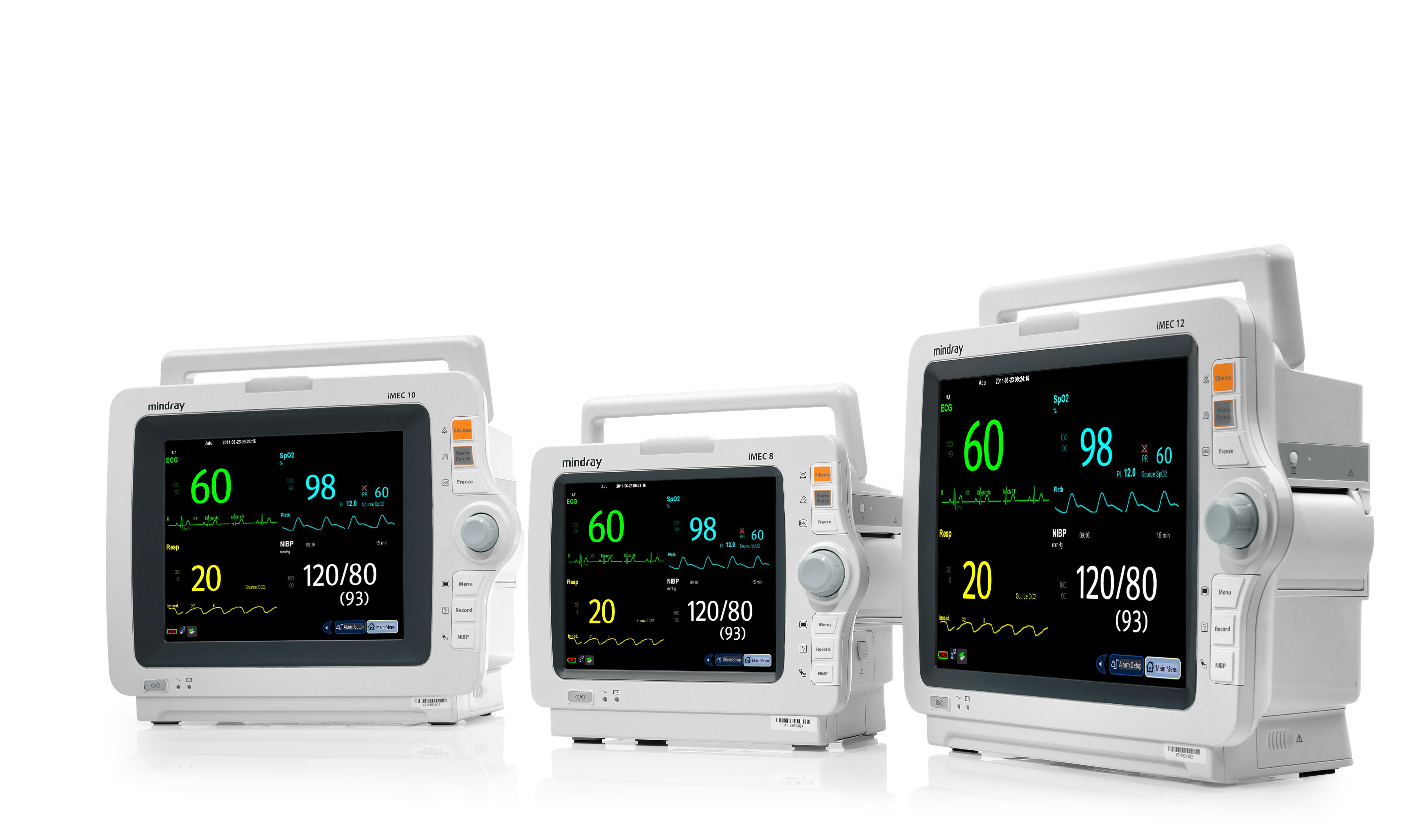 Imec Range Patient Monitoring Mindray Uk