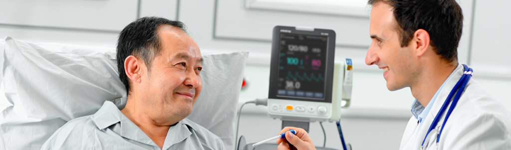 Connected NEWS2 e-vitals help to save lives