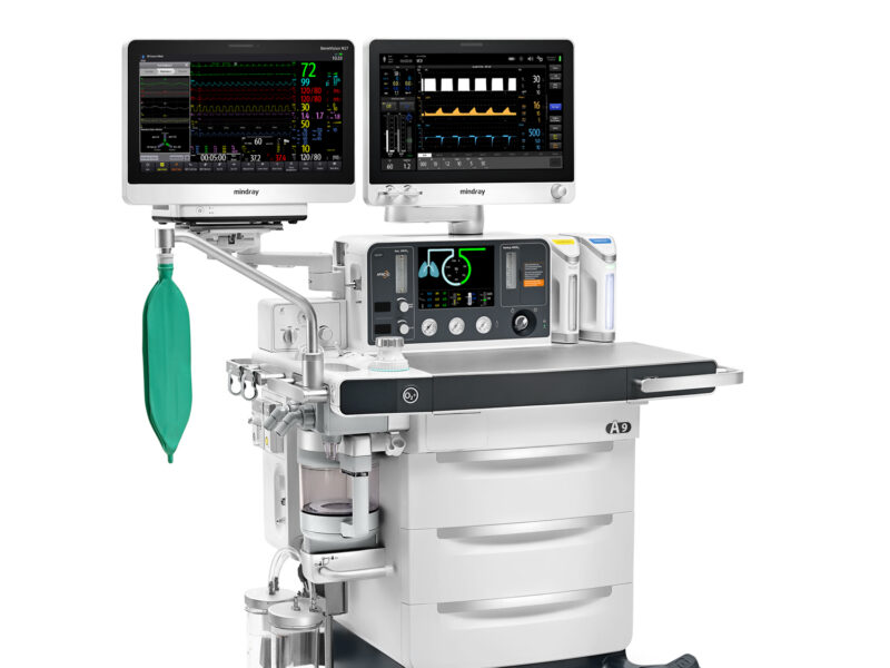 Mindray A9 anaesthesia workstation