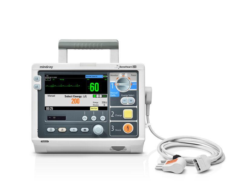 Mindray BeneHeart D3 Defibrillator