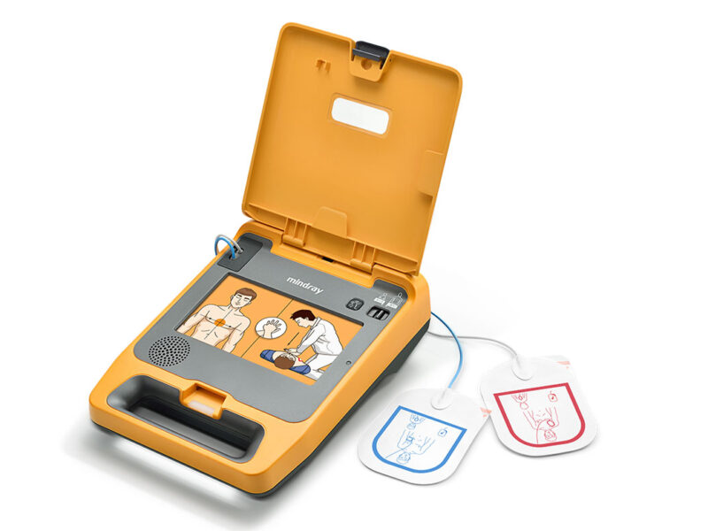 Mindray BeneHeart C1A fully automatic AED