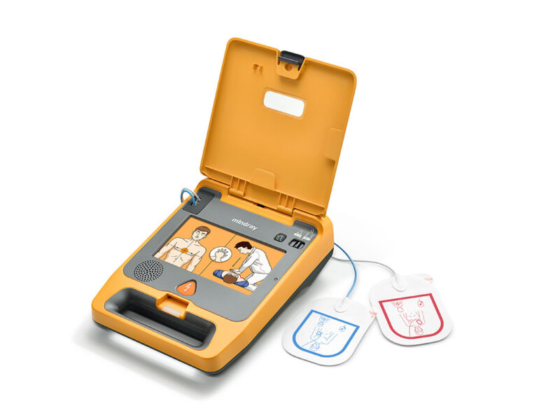 Mindray BeneHeart C1A semi automatic AED