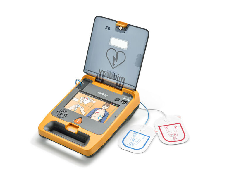 Mindray BeneHeart C2 semi automatic AED