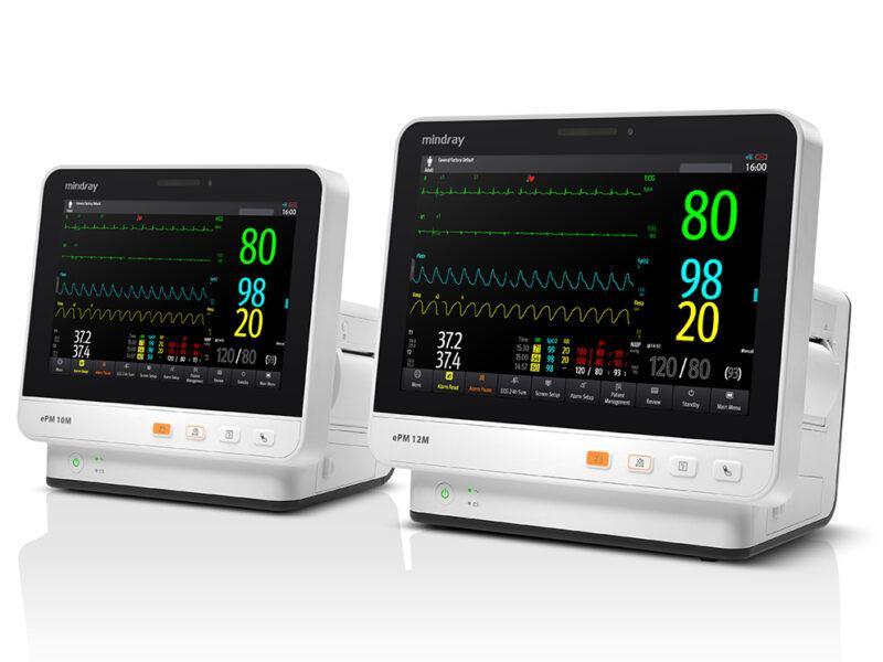 Mindray ePM Modular Patient Monitors